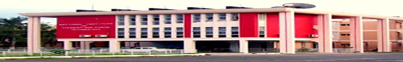 National Institute of Foundry & Forge Technology - [NIFFT], Ranchi