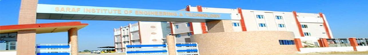 Saraf Institute of Engineering and Technology - [SIET], Hanumangarh