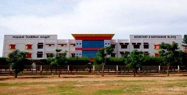 Saranathan College of Engineering - [SCE]