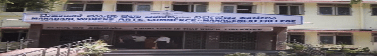 Maharani's Arts, Commerce and Management College for Women, Bangalore