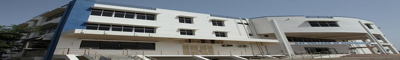 SAL College of Engineering - [SCE], Ahmedabad