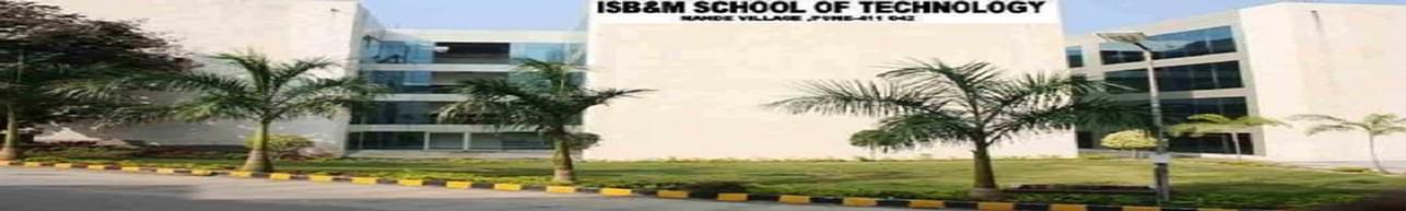 ISB&M School of Technology, Pune