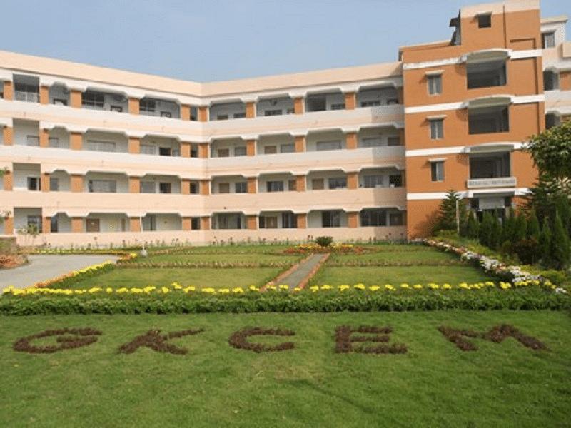 Greater Kolkata College of Engineering & Management - [GKCEM]
