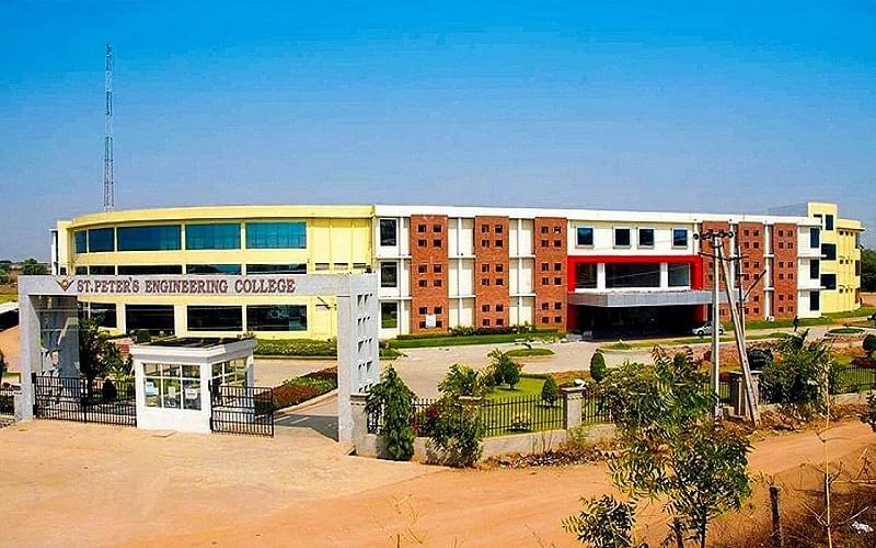 St Peter's Engineering College - [SPEC]