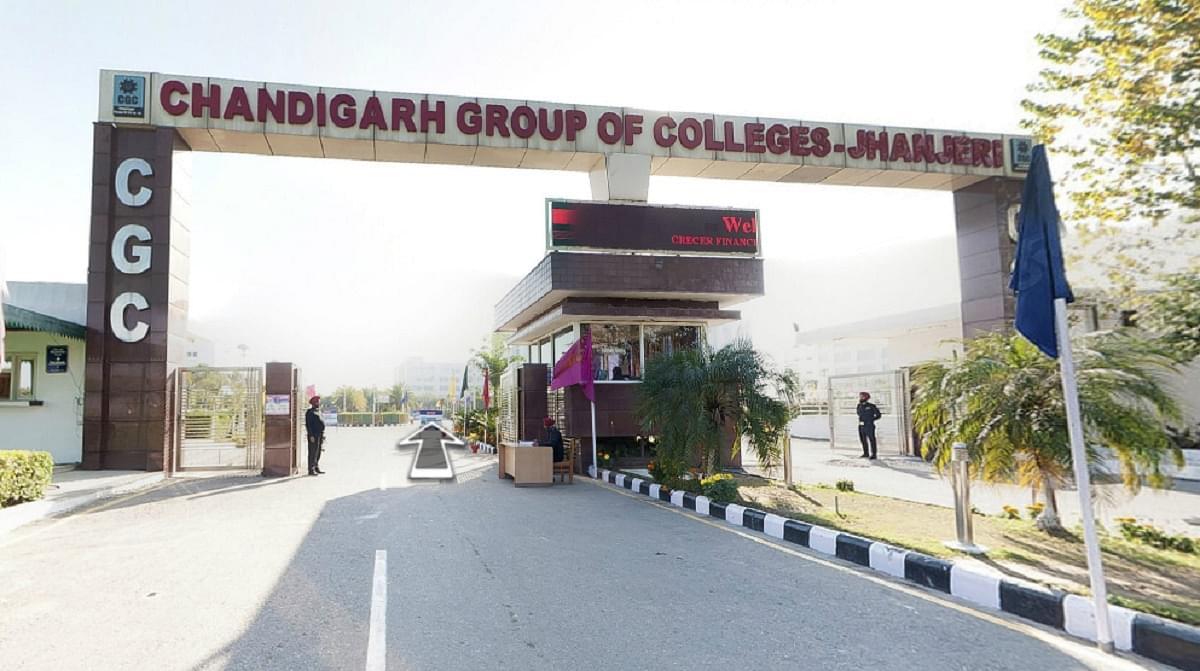 Chandigarh Group of Colleges - [CGC] Jhanjeri
