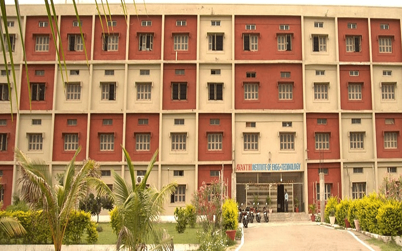 Avanthi Institute of Engineering and Technology - [AIET]