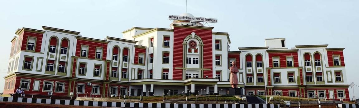 Chhattisgarh Swami Vivekanand Technical University - [CSVTU]