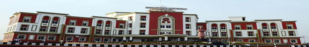 Chhattisgarh Swami Vivekanand Technical University - [CSVTU], Durg