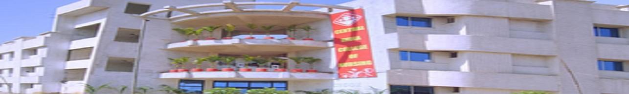 Central India College of Nursing, Rajnandgaon