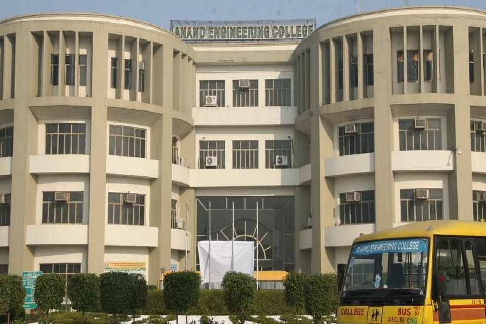Anand Engineering College - [AEC]