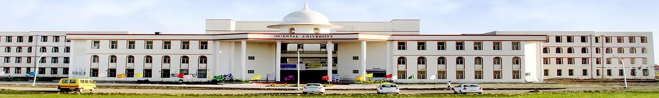 Oriental Institute of Science and Technology - [OIST], Jabalpur - Course & Fees Details