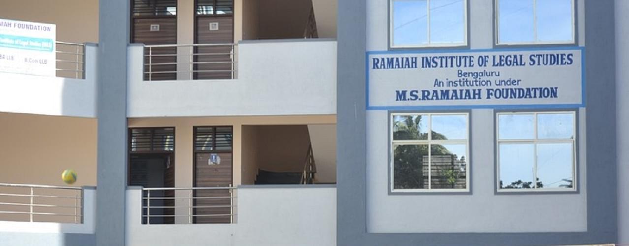 Ramaiah Institute of Legal Studies - [RILS]