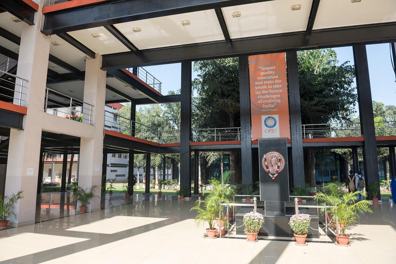 OP Jindal University - [OPJU]