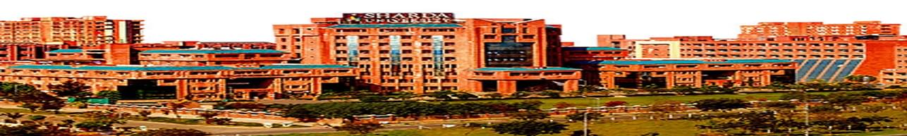 Sharda University - [SU], Greater Noida