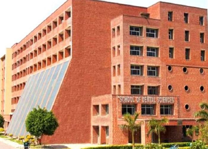 Sharda University, School of Dental Sciences - [SDS]