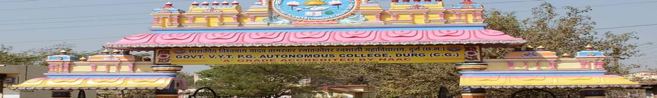 Government V.Y.T. PG Autonomous College, Durg