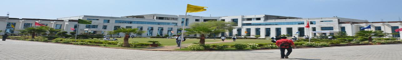 School of Engineering & Technology, Monad University - [SET], Hapur