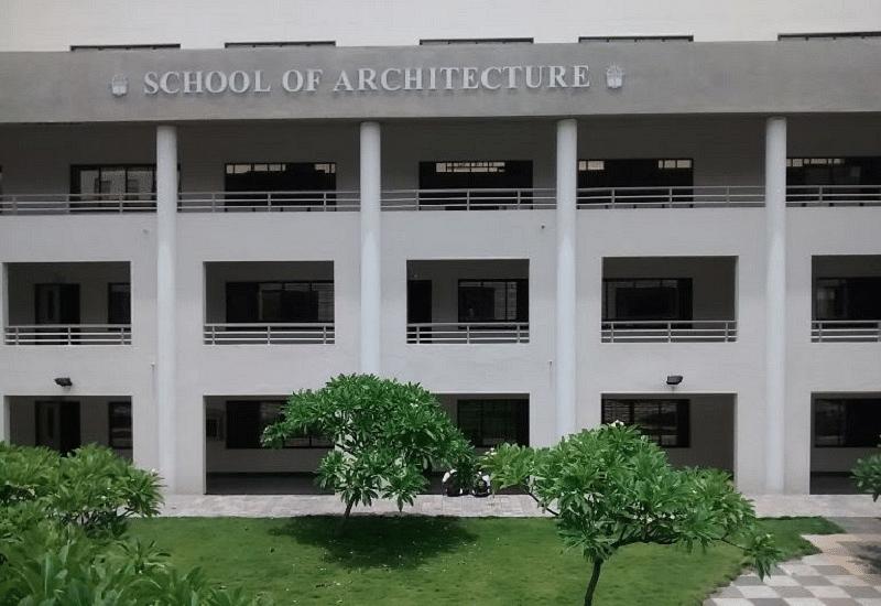 Vidya Pratishthan's School of Architecture - [VPSOA]