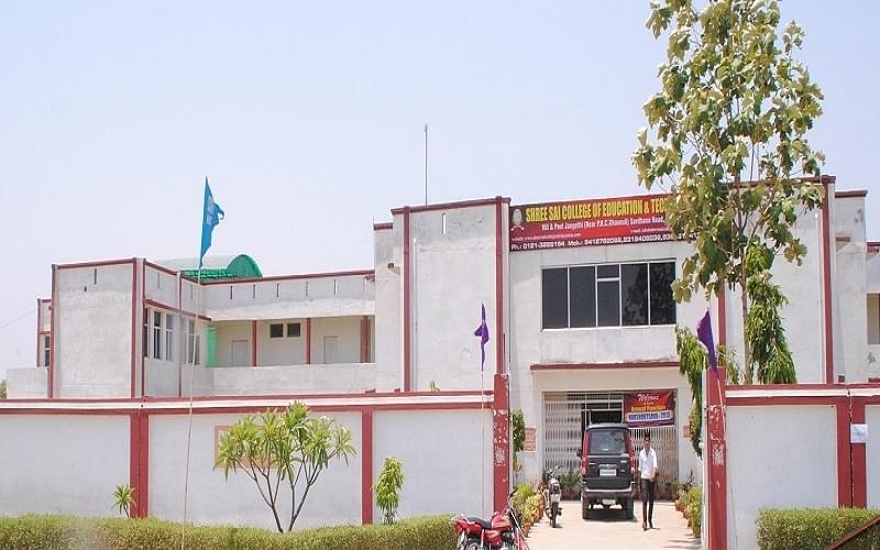 Shree Sai College of Education & Technology - [SSCET]