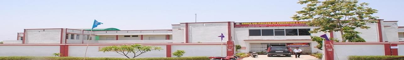 Shree Sai College of Education & Technology - [SSCET], Meerut