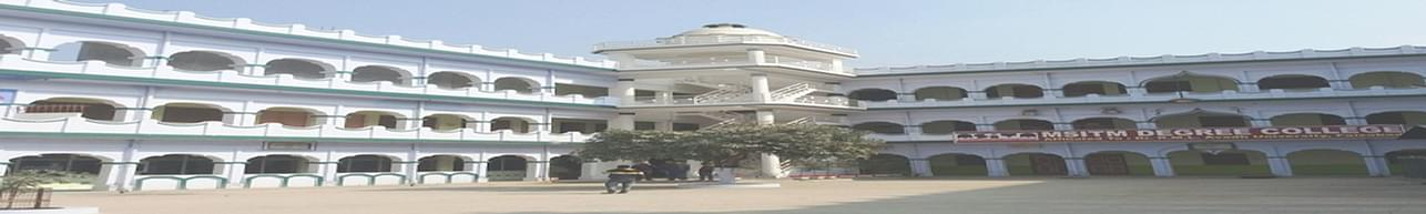 Meena Shah Institute Of Technology & Management - [MSITM], Gonda