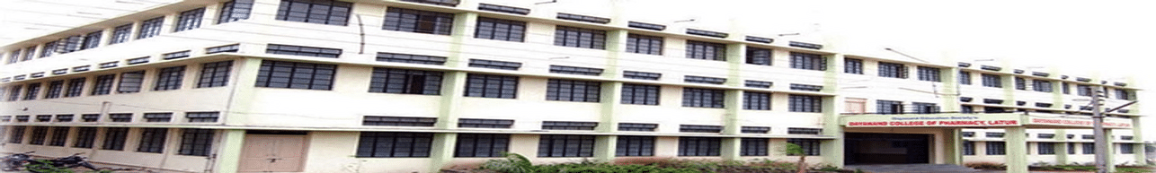 Dayanand College of Pharmacy - [DCOP], Latur - Course & Fees Details