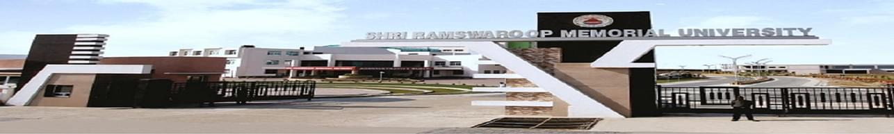 Shri Ramswaroop Memorial University - [SRMU], Lucknow - Course & Fees Details