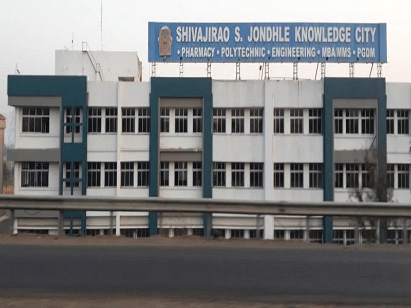 Shivajirao S. Jondhle College of Pharmacy