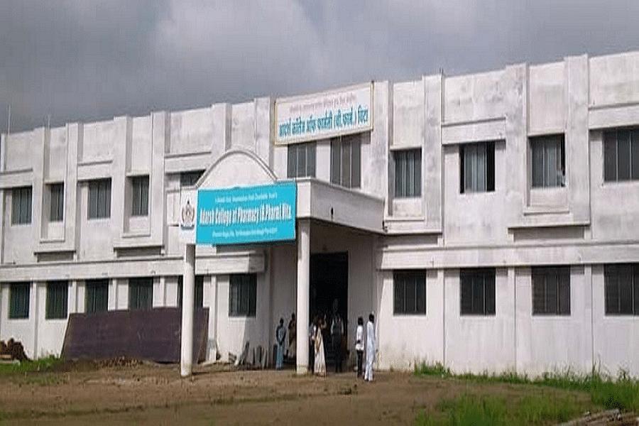 Adarsh College of Pharmacy - [ACOP] Vita