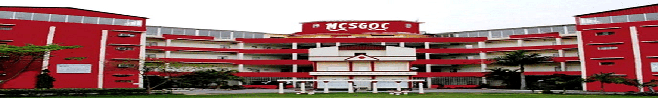 Dr MC Saxena College of Engineering and Technology - [MCSCET], Lucknow