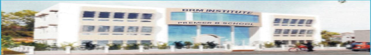 BRM Institue of Management and Information Technology - [BRMIMT], Bhubaneswar