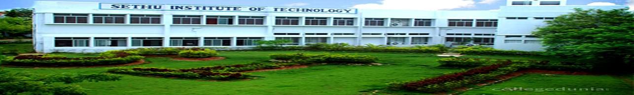 Sethu Institute of Technology, Villupuram - Photos & Videos
