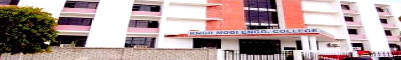 KNGD Modi Engineering College - [KNGDMEC], Modinagar