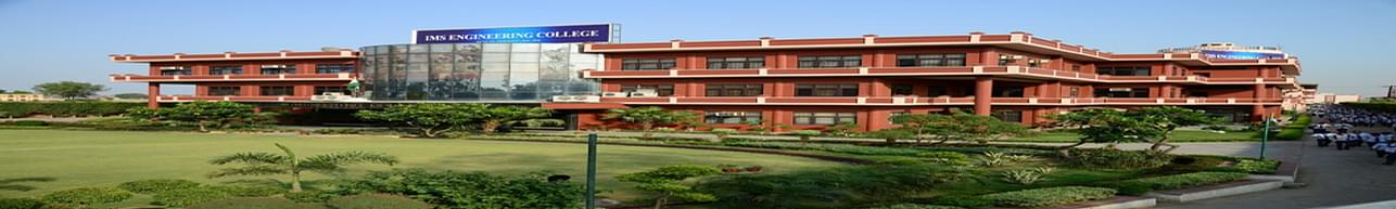 IMS Engineering College - [IMSEC], Ghaziabad - List of Professors and Faculty