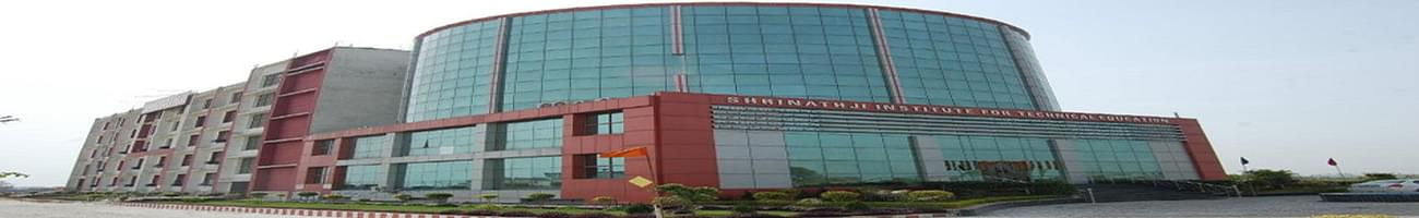 ShrinathJi Institute for Technical Education-[SRITECH], Meerut