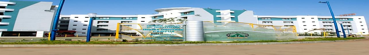 Indira College of Pharmacy - [ICP], Pune