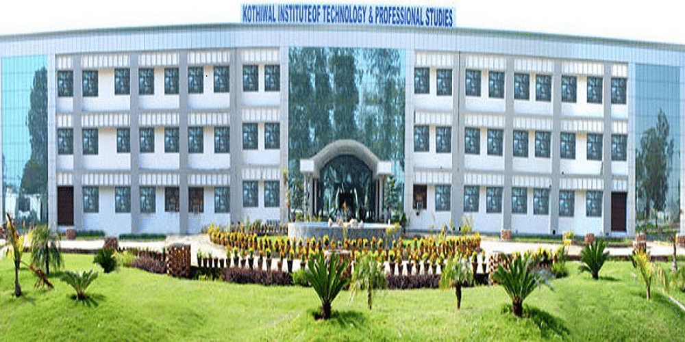 Kothiwal Institute of Technology and Professional Studies - [KITPS]