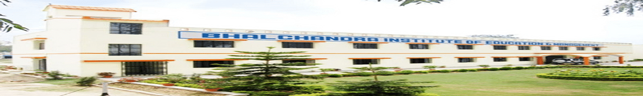 Bhalchandra Institute of Education and Management -