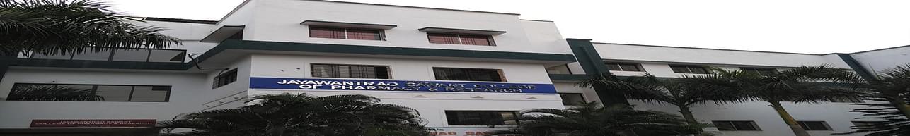 JSPM's Jayawantrao Sawant College of Pharmacy - [JSCOPR], Pune