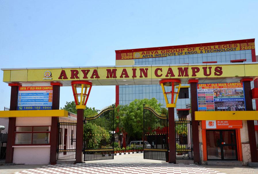 Arya Institute of Management