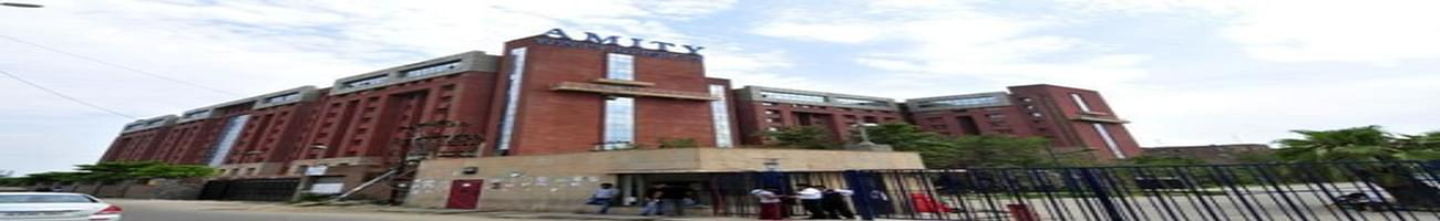 Amity School of Urban Management, Noida