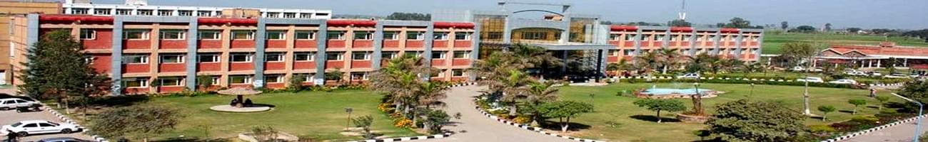Shaheed Udham Singh College of Engineering and Technology, Mohali
