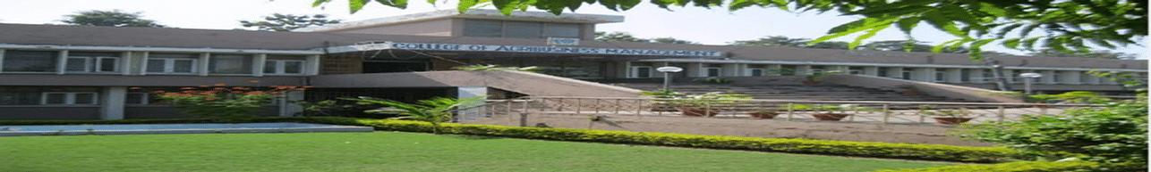 College of Agribusiness Management - [CABM], Udham Singh Nagar - Course & Fees Details