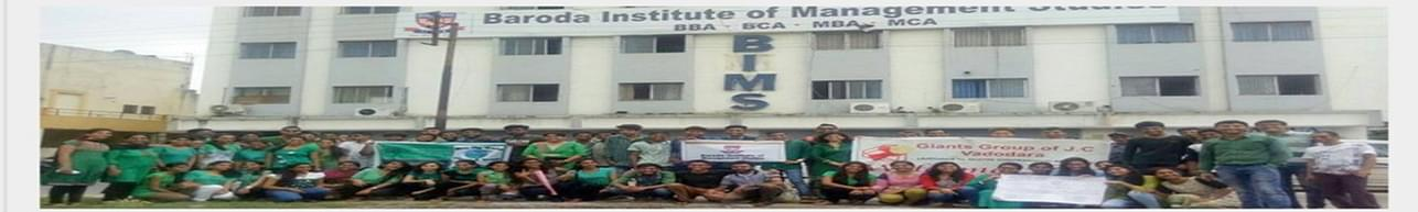 Baroda Institute of Management Studies - [BIMS], Baroda