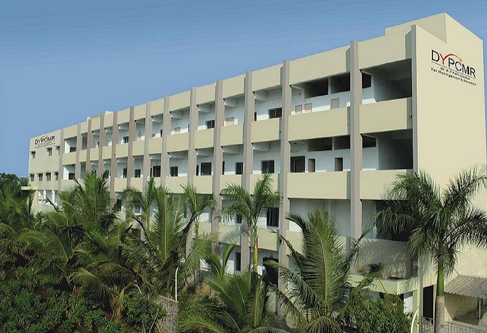 Dr. D.Y. Patil Centre for Management and Research - [DYPCMR]