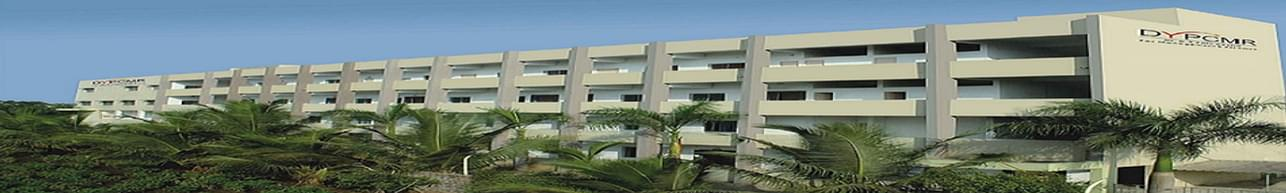 Dr. D.Y. Patil Centre for Management and Research - [DYPCMR], Pune