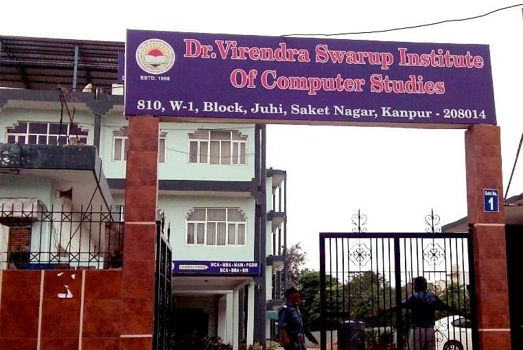 Dr. Virendra Swarup Institute of Computer Studies - [VSICS]