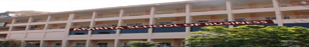 Amrita School of Business - [ASB], Bangalore