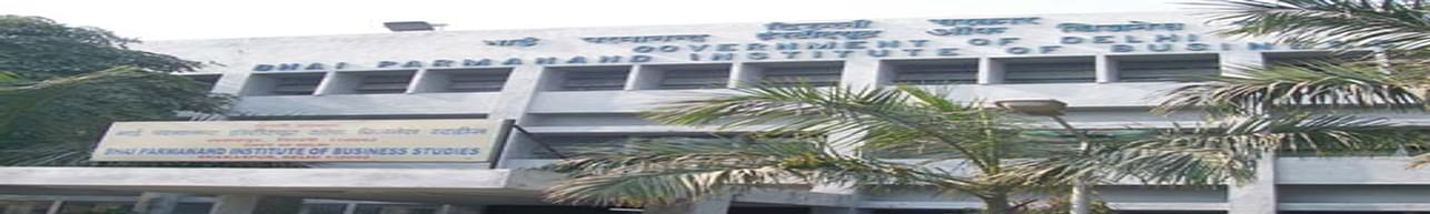Bhai Parmanand Institute of Business Studies - [BPIBS], New Delhi