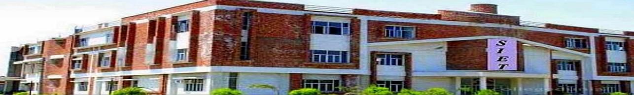 Shamli Institute of Engineering and Technology - [SIET], Muzaffarnagar